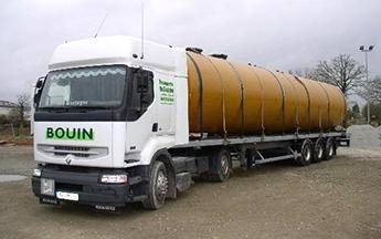 Location de camion avec chauffeur à Nantes